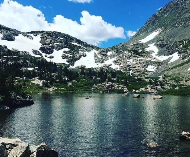 Hiking Mohawk Lakes In Breckenridge,Colorado